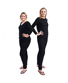Women's Furry Costume Leggings