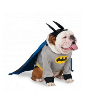 Big Dog's Batman Pet Costume
