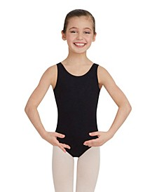 Little and Big Girls Tank Leotard