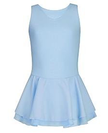 Capezio Little Girls Double Layer Skirt Tank Dress