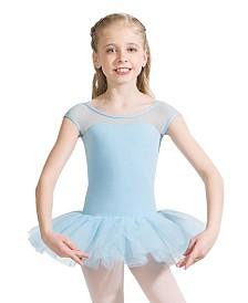 Capezio Little Girls Keyhole Back Tutu Dress