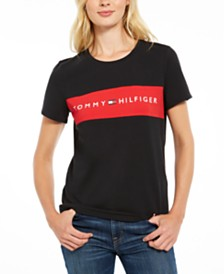 Tommy Hilfiger Colorblocked Logo T-Shirt