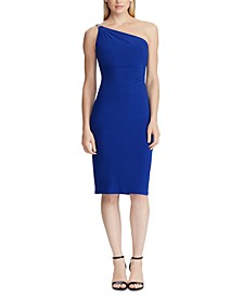 One-Shoulder Cocktail Dress, Created For Macy's