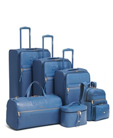 DKNY Trademark Softside Luggage Collection