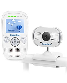 "Baby Monitor with 2.3"" Display"