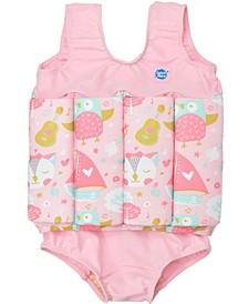 Little Girl's Floatsuit