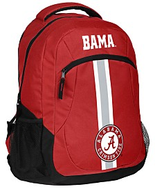 Forever Collectibles Alabama Crimson Tide Action Backpack
