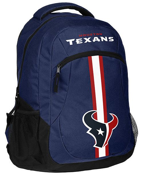 Macys Furniture Outlet Houston: Forever Collectibles Houston Texans Action Backpack
