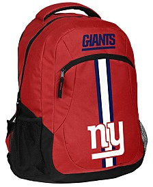 Forever Collectibles New York Giants Action Backpack