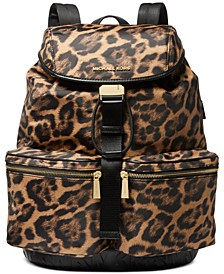 Perry Large Flap Backpack