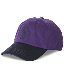 Polo Ralph Lauren Men's Cotton Twill Sport Hat