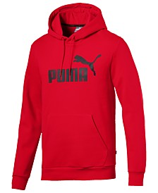 Puma Men's Essential Logo Hoodie
