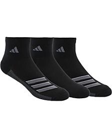 3-Pk. Men's Superlite Quarter Socks