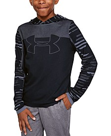 Big Boys Colorblocked Seamless Hoodie