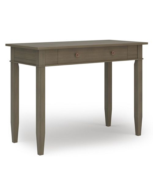 Simpli Home Carlton Office Desk