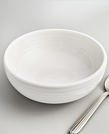 White 38 oz. Medium Bistro Individual Serve Bowl