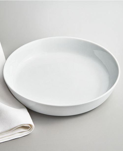 The Cellar CLOSEOUT! Modern Coupe Dinner Bowl, Created for Macy's