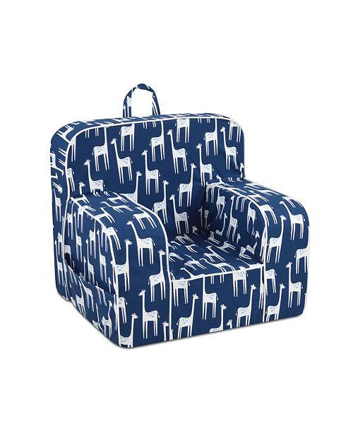Kangaroo Trading Company Kangaroo Trading Co. Mason Grab-N-Go Foam Chair with Storage