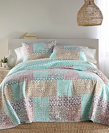 Bowery Bodega Lennon 3 Piece Quilt Set Collection