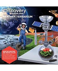 Discovery MindBlown Kids DIY Weather Terrarium- STEM