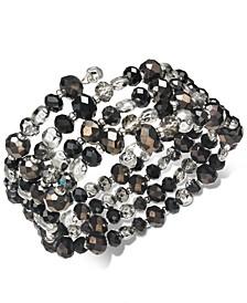 Beaded Coil Bracelet, Created For Macy's