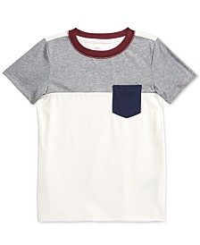 Epic Threads Toddler Boys Colorblocked T-Shirt, Created for Macy's