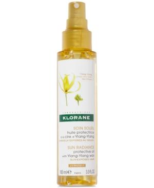 Protective Oil With Ylang-Ylang Wax