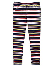 Toddler Girls Striped Leggings, Created for Macy's