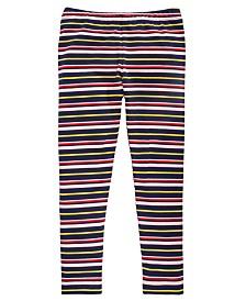 Epic Threads Toddler Girls Striped Leggings, Created for Macy's