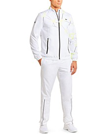 Men's Colorblocked Tracksuit