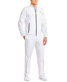 Lacoste Men's Colorblocked Tracksuit
