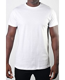 Men's Basic Crew Neck Tee