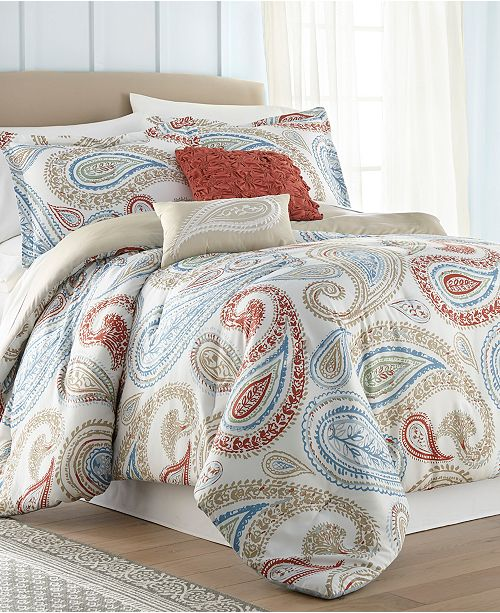 Hawthorne Park Bethany 5 Piece Comforter Set Collection