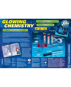 Thames & Kosmos Glowing Chemistry