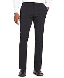Van Heusen Men's Flex 3 Slim-Fit 4-Way Performance Stretch Non-Iron Flat-Front Dress Pants