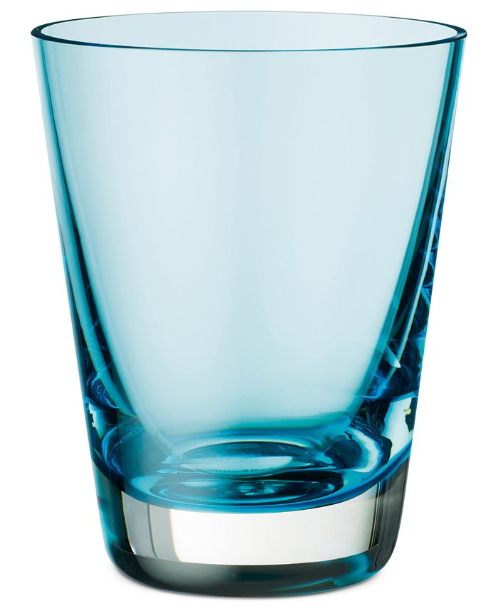 Villeroy & Boch - Colour Concepts Turquoise Double Old-Fashioned Glass