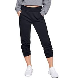Double Knit Fleece Track Pants