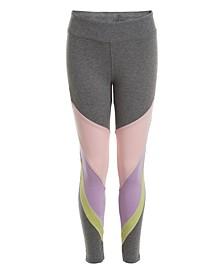 Big Girls Colorblocked Leggings