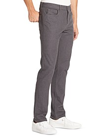 Men's Textured Pants