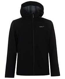 Men's Softshell Hooded Jacket from Eastern Mountain Sports