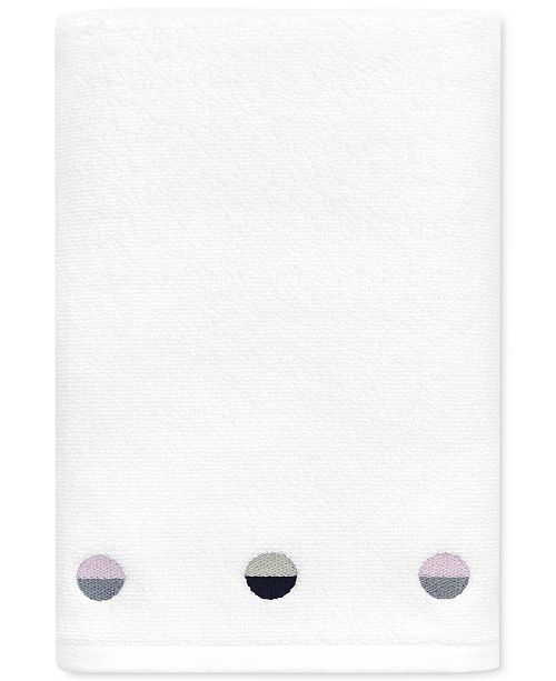 "kate spade new york Half Dot Cotton 27"" x 52"" Bath Towel"