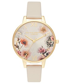 Women's Blush Vegan Strap Watch 34mm