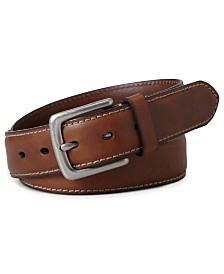 Fossil Aiden Casual Leather Belt