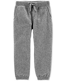 Carter's Baby Boys Fleece Jogger Pants