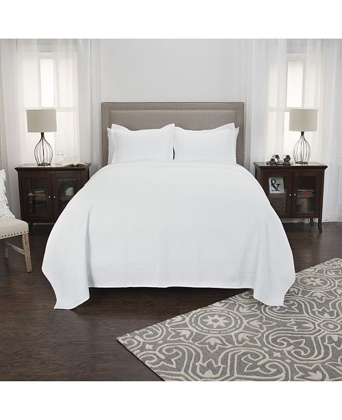 Rizzy Home Riztex USA Lydia Queen Quilt