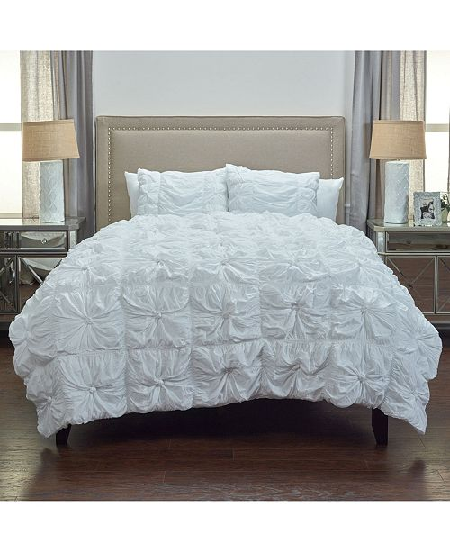 Rizzy Home Riztex USA Day Dream King 3 Piece Quilt Set