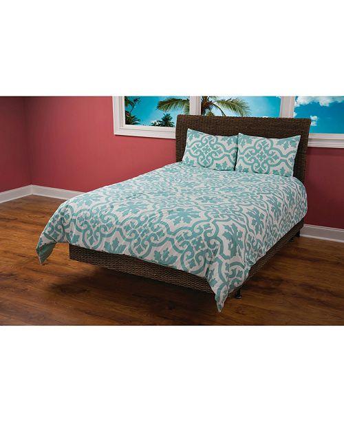 Riztex USA Matilda King 3 Piece Comforter Set
