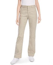 Dickies Juniors' Bootcut Cotton Pants