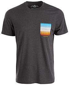 Men's Folk Pocket T-Shirt, Created For Macy's