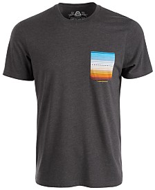 American Rag Men's Folk Pocket T-Shirt, Created For Macy's